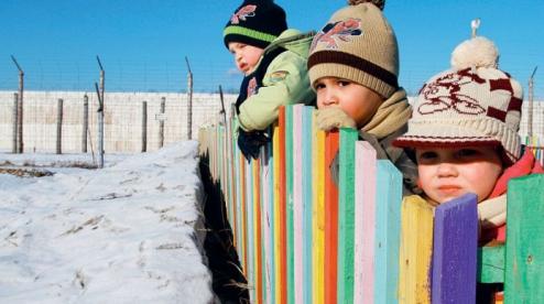 Детей нашли на набережной пруда. Садик находится по проспекту Космонавтов, 22 а, и дети преодолели до берега расстояние свыше километра.