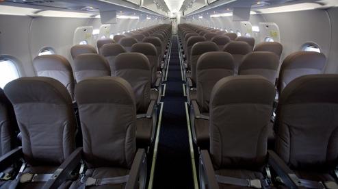 На борту рейса Екатеринбург — Анталия загорелась обшивка кресла