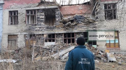 В Первоуральске за 6,8 млн рублей снесут школу-интернат, где на подростка упала плита