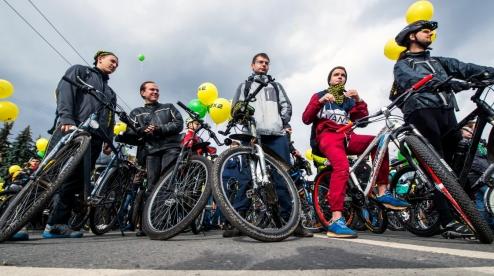 В Первоуральске пройдет «Всероссийский Велопарад»