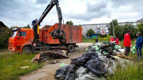 В эти выходные в Первоуральске вновь прошли «Чистые игры»