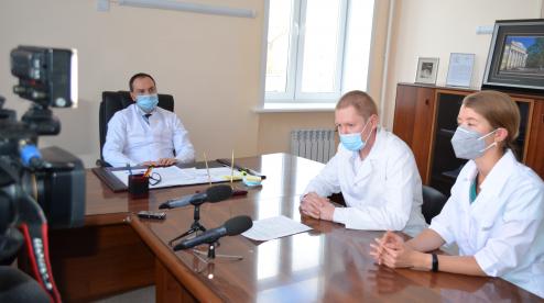 В Первоуральске открыли второй ковидный госпиталь на 160 коек для «средних» и «тяжелых» пациентов