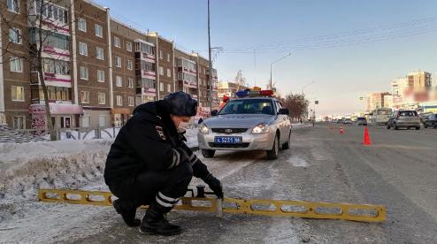 ГИБДД выявлено 238 недостатков по ненадлежащему содержанию улично-дорожной сети