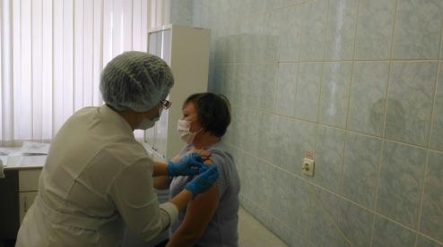 Еще 500 доз «Спутника-V» поступило в Первоуральскую городскую больницу