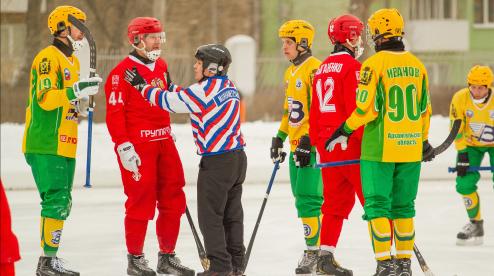 Из «Уральского трубника» ушли семь хоккеистов