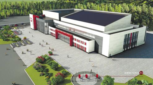 Новый бассейн ДВВС в Первоуральске начнут строить уже этой весной