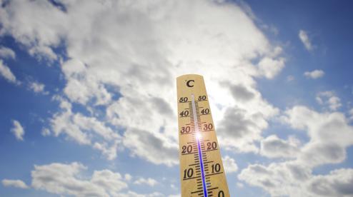 В Первоуральск придет тридцатиградусная жара