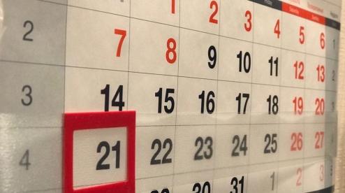 Десятидневные каникулы ожидают первоуральцев  в начале 2022 года