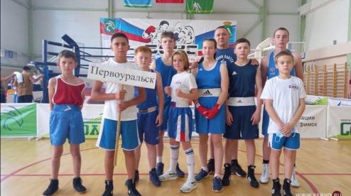 Первоуральцы на межрегиональном турнире «Ринг мужества» взяли призовые места