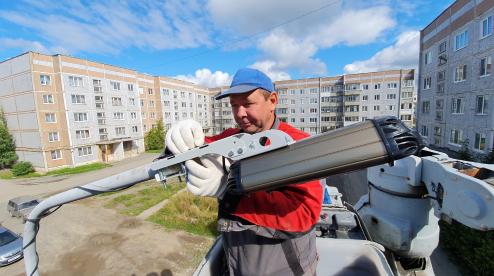 Замена низкоэффективных светильников даст экономию в 39 млн. рублей в год
