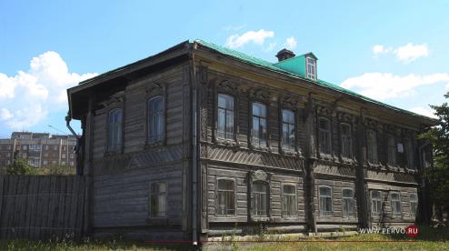 В Первоуральске хотят отреставрировать Народный дом