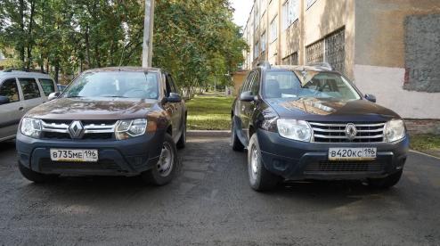Автомобили администрации Первоуральска помогают медикам