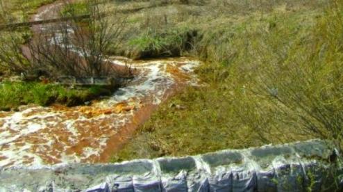 Росприроднадзор обвинил «Русский хром 1915» в загрязнении рек шестивалентным хромом