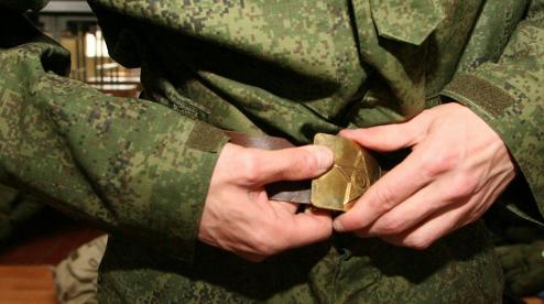 Пропавший на Урале солдат погиб от удара током