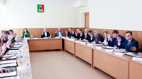 Сентябрьское заседание городской думы состоится с отсрочкой на 3 недели