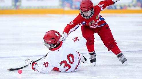 Календарь Первенства России по мини-хоккею в Первоуральске
