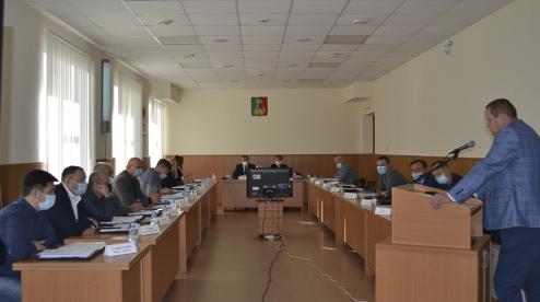 Депутаты Первоуральска рассмотрели 34 вопроса