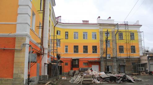 По программе капремонтов в Первоуральске отремонтируют 30 МКД. Адреса