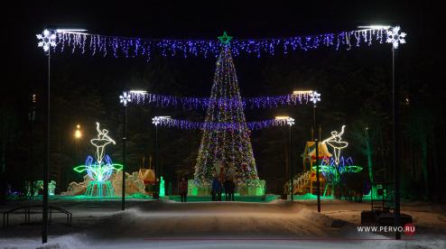 Стала известна тема ледового городка в Первоуральске