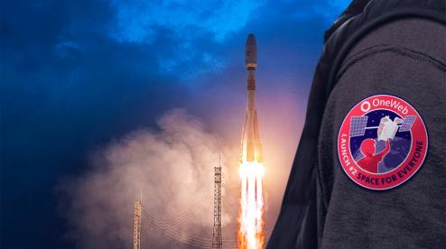 «Союз» со спутниками OneWeb вывезли на стартовый комплекс