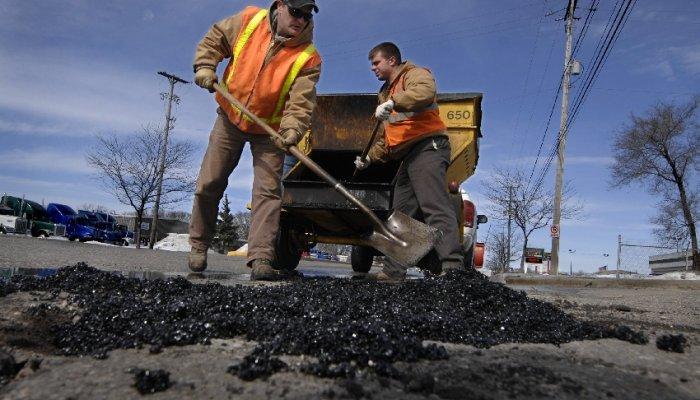 Считаем и измеряем ямы на дорогах