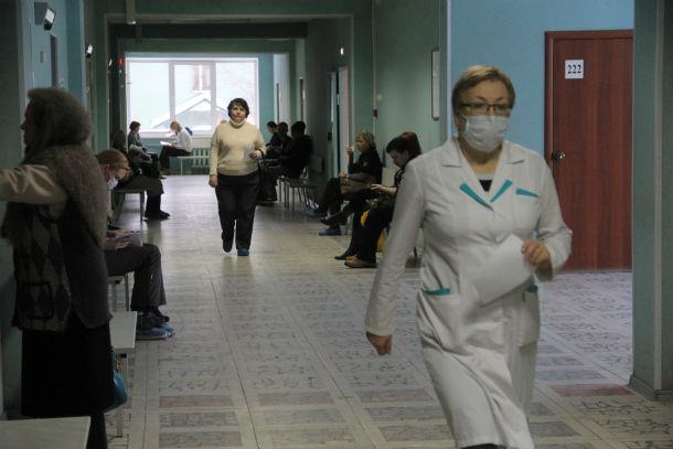 В Первоуральске объявлен карантин по гриппу