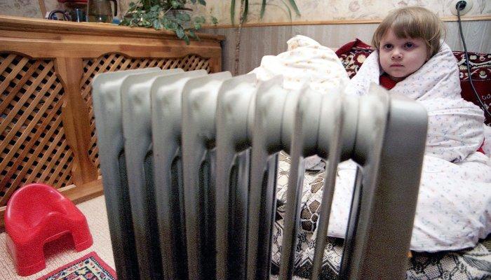 Жители Береговой жалуются на холод в квартирах