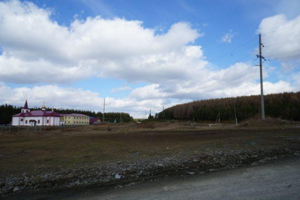 Как администрация Первоуральск хочет построить школу в лесу у храма