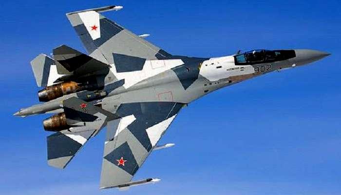 Минобороны назвало сроки введения в эксплуатацию истребителя Су-35С