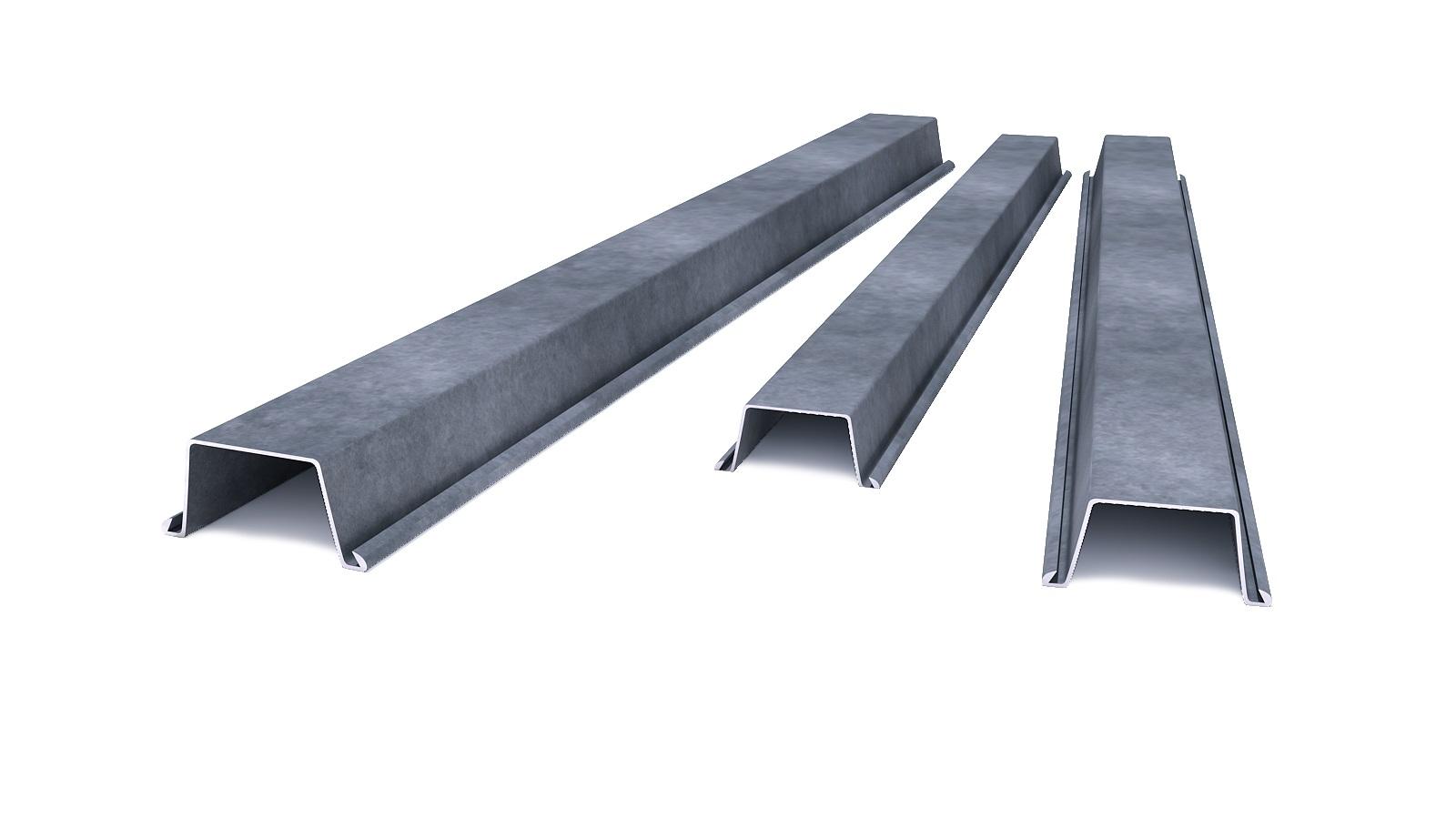 Металлические шпунты VL 606A: преимущества и особенности