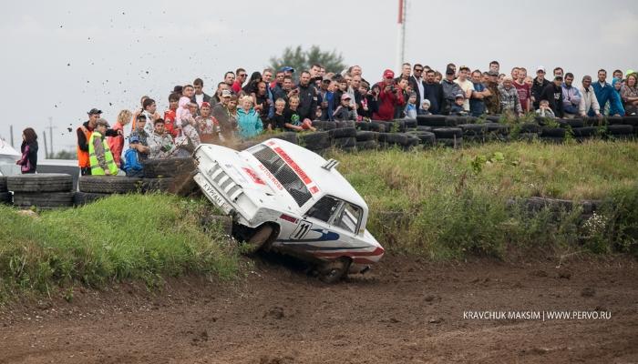 9 июля в Первоуральске пройдут соревнования по автокроссу