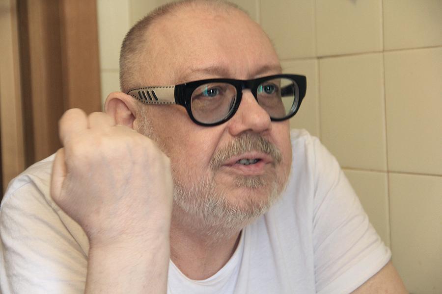 Скончался основатель первоуральского театра «Вариант» Сергей Губарь