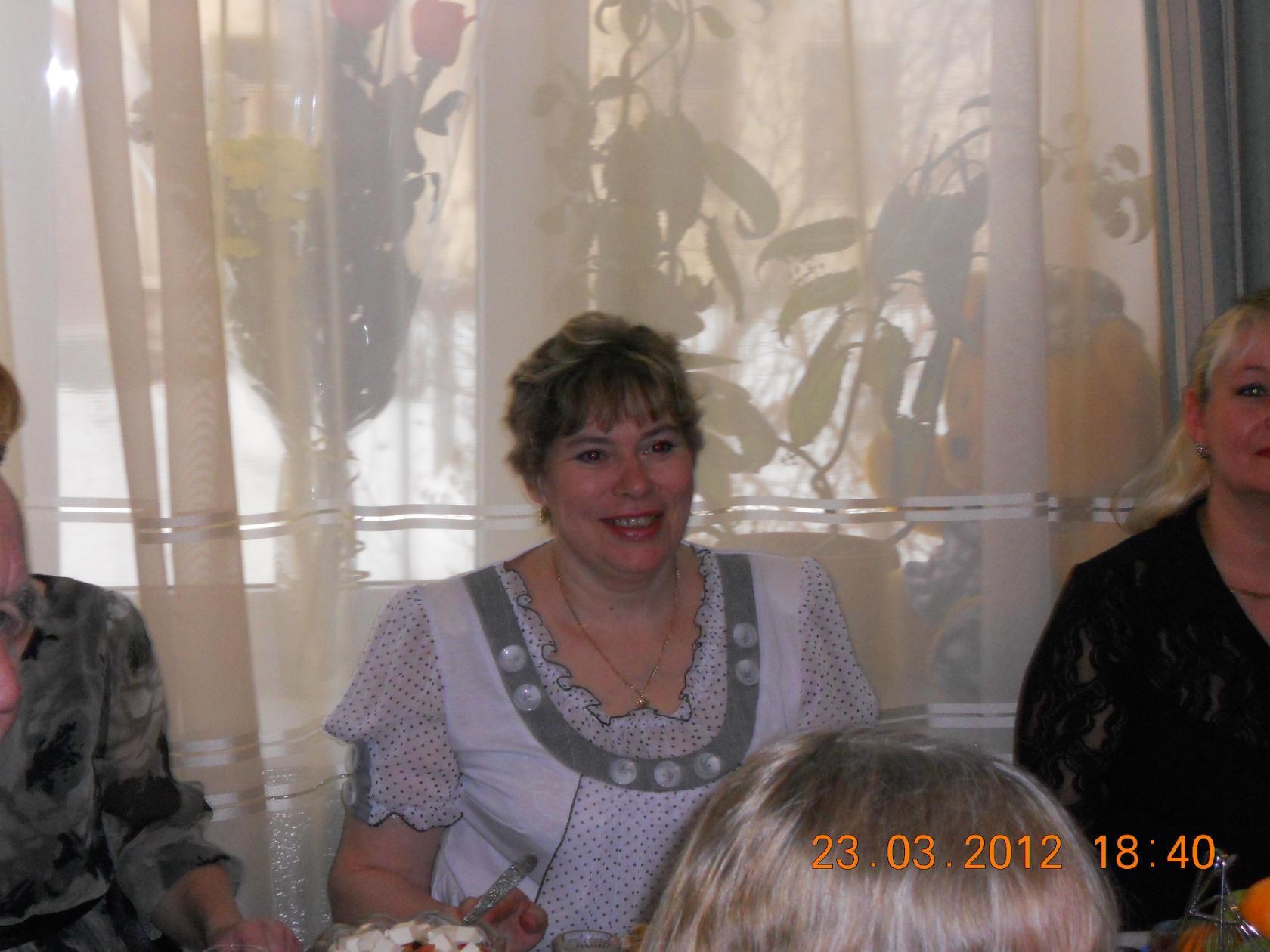 Прощание с Ириной Кузнецовой