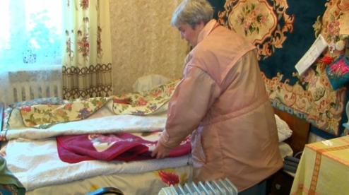 В Первоуральске пенсионерка едва не замерзла у себя в квартире