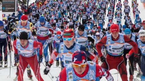 Открыта регистрация на 36 традиционный Международный лыжный марафон «Европа–Азия»