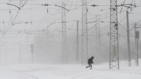 Железная дорога Первоуральска готова к работе в холода