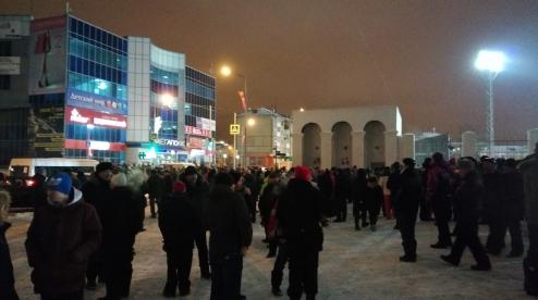 В Первоуральске болельщики эвакуированы со стадиона во время матча чемпионата России