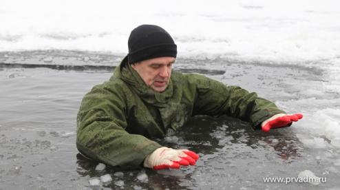 Первоуральская служба спасения рассказала о правилах безопасности на льду