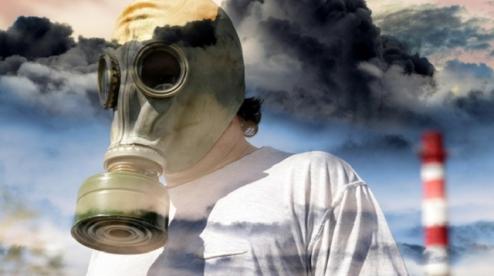 В Первоуральске зафиксирован выброс ядовитого газа в атмосферу