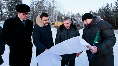 Строительство насосно-фильтровальной в Первоуральске станции идёт наперкосяк