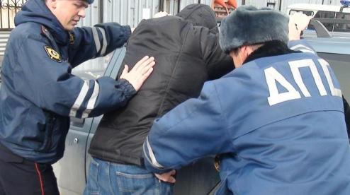 В Первоуральске поймали автоугощика