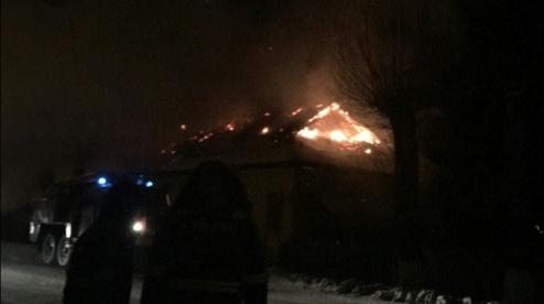В Первоуральске в двух пожарах пострадали жители, один человек погиб