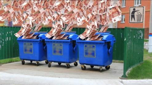 Жилинспекция будет контролировать корректность расчета платы за вывоз мусора