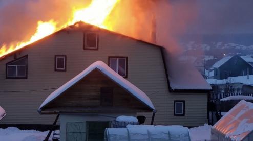 В Первоуральске за два дня на соседней улице сгорело два дома