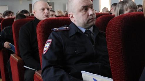 Полицейские объединяют усилия с учеными в области противодействия идеологии терроризма