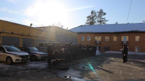 Полиция Первоуральска провела «большой» инструктаж